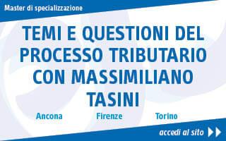 Temi e questioni del processo tributario con Massimiliano Tasini