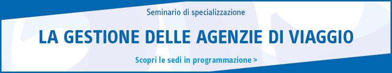 La gestione delle agenzie di viaggio