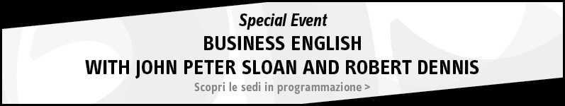 Business English with John Peter Sloan and Robert Dennis