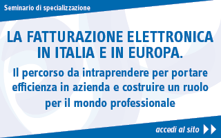 La fatturazione elettronica in Italia e in Europa