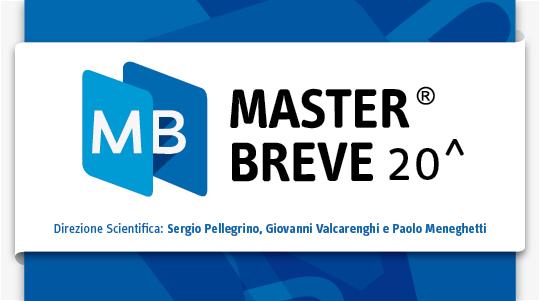 Master Breve 20^