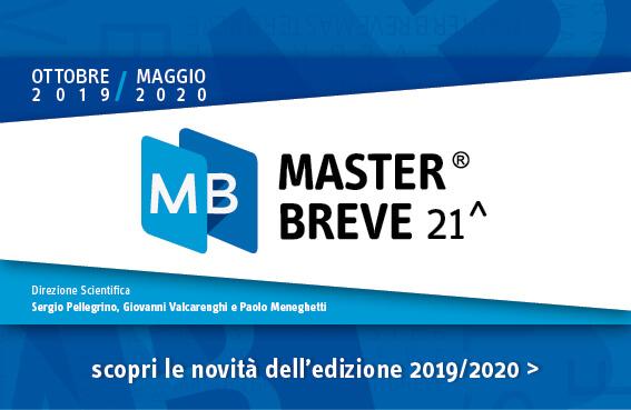 Master Breve 21^