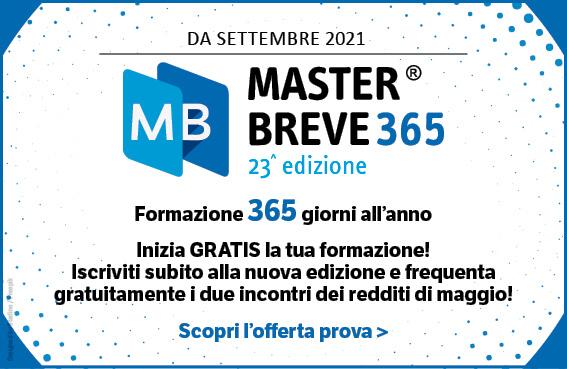 Master Breve 365 2021/22