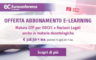 Abbonamento E-learning fiscale