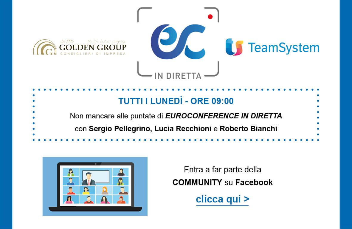 Euroconference In Diretta