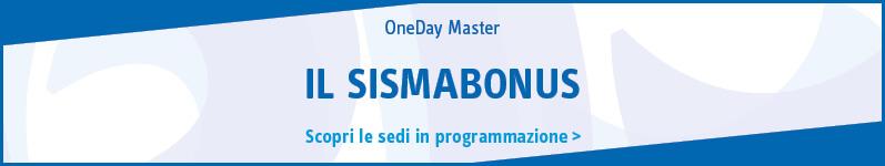 Il Sismabonus