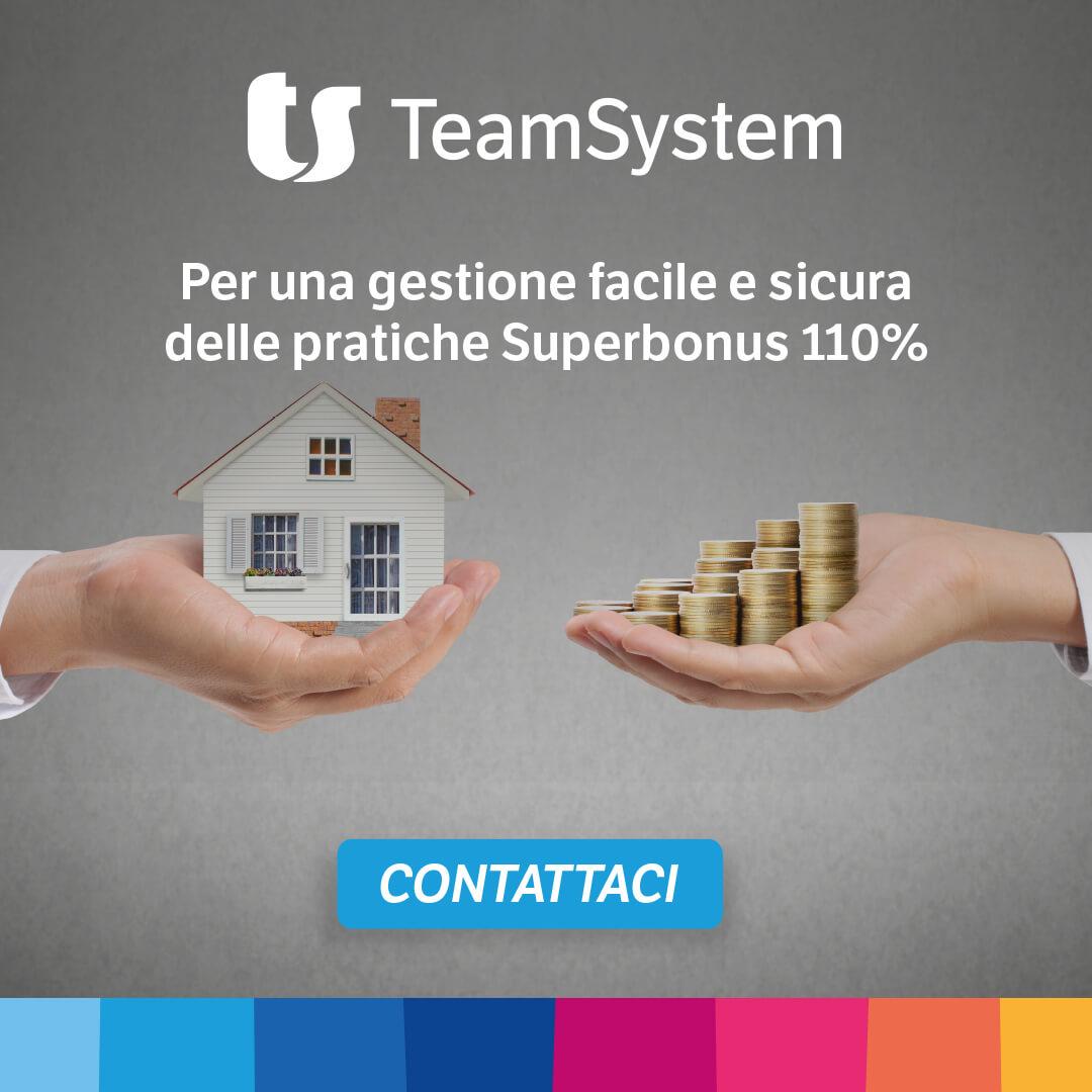 TeamSystem Ecobonus Banner Content