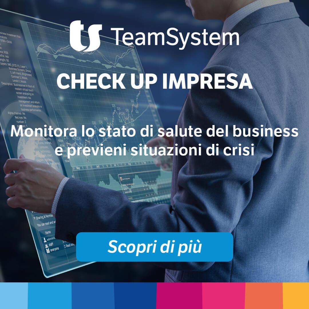 TeamSystem Check Up Impresa